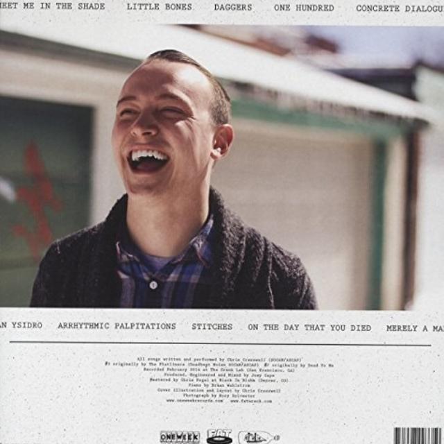 Chris Cresswell ONE WEEK RECORD Vinyl Record