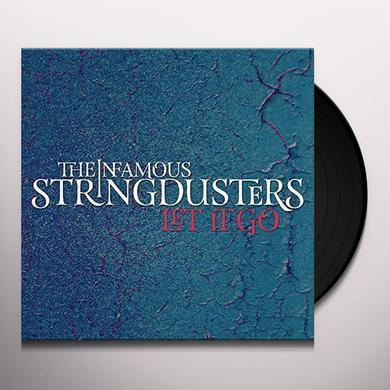 The Infamous Stringdusters LET IT GO Vinyl Record
