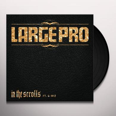 Large Professor IN THE SCROLLS / OWN WORLD Vinyl Record