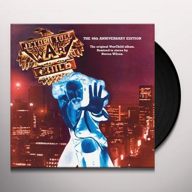 Jethro Tull WARCHILD Vinyl Record