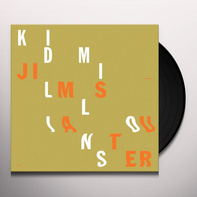 Kid Millions / Jim Sauter FOUNTAIN Vinyl Record - Limited Edition