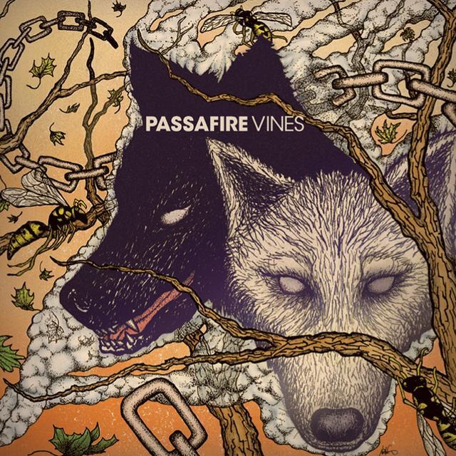 Passafire VINES Vinyl Record