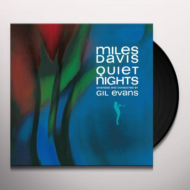 Miles Davis QUIET NIGHTS Vinyl Record