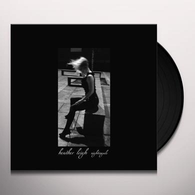 Heather Leigh NIGHTINGALE Vinyl Record