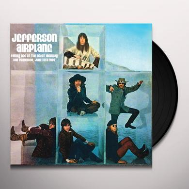 Jefferson Airplane FAMILY DOG AT THE GREAT HIGHWAY SAN FRANCISCO Vinyl Record