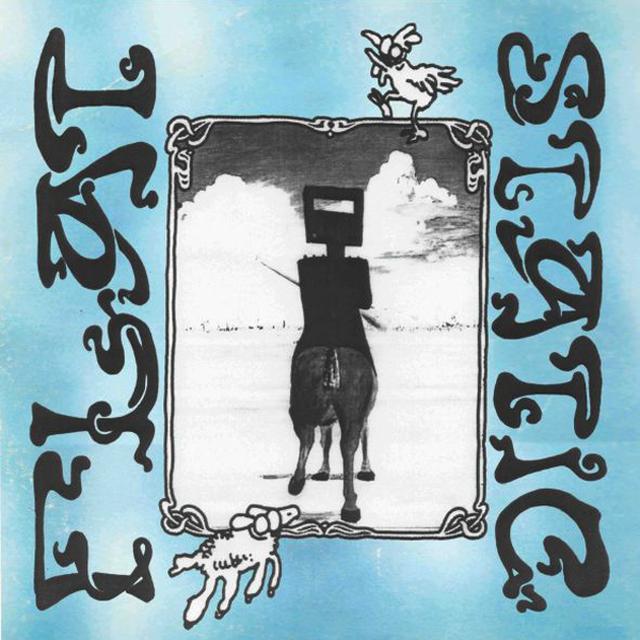FLAT STATIC Vinyl Record
