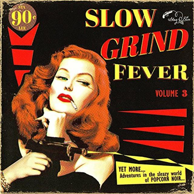 SLOW GRIND FEVER 3 / VARIOUS