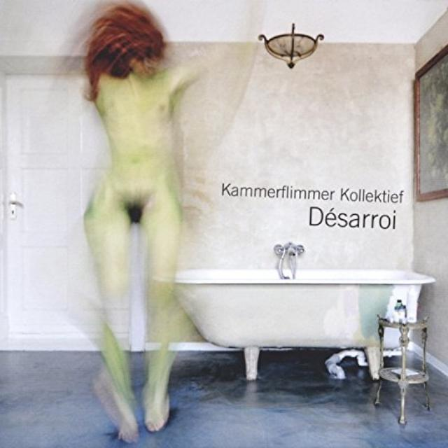 Kammerflimmer Kollektief DESARROI Vinyl Record