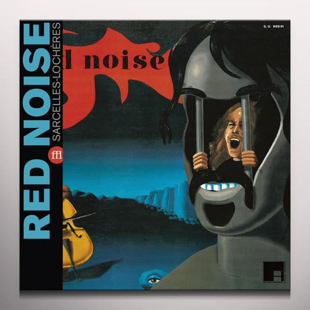 RED NOISE SARCELLES-LOCHERES Vinyl Record