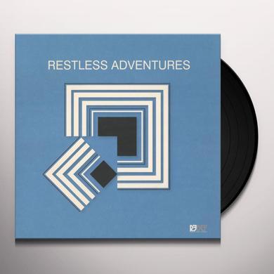 Klaus Layer RESTLESS ADVENTURES Vinyl Record