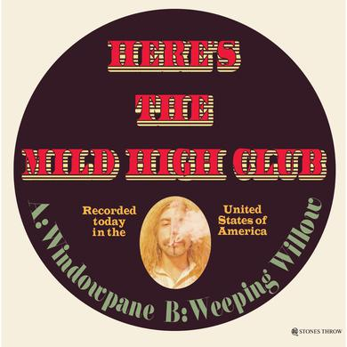 MILD HIGH CLUB WINDOWPANE / WEEPING WILLOW Vinyl Record