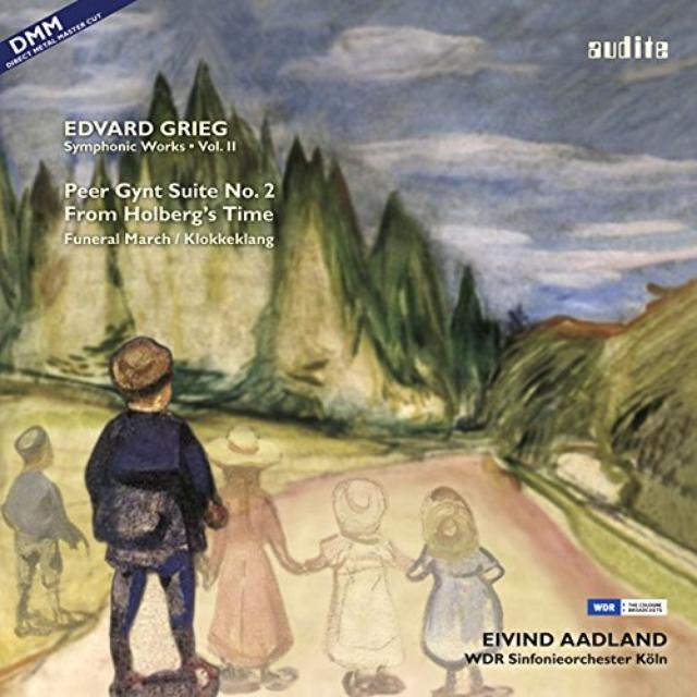 GRIEG / AADLAND / WDR SYM ORCH COLOGNE