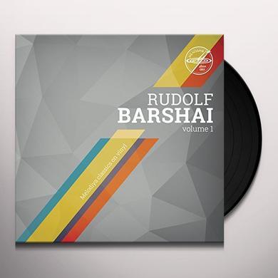 MOZART / BARSHAI / MOSCOW CHAMBER ORCH RUDOLF BARSHAI 1 Vinyl Record