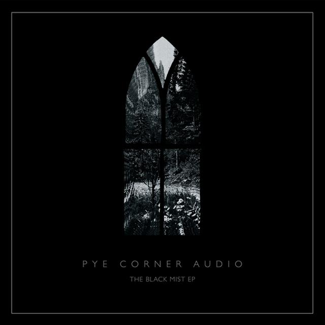 Pye Corner Audio BLACK MIST (EP) Vinyl Record