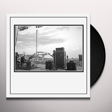 Om LIVE Vinyl Record