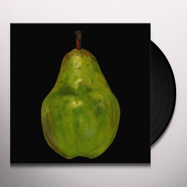 Danny James PEAR Vinyl Record - Digital Download Included