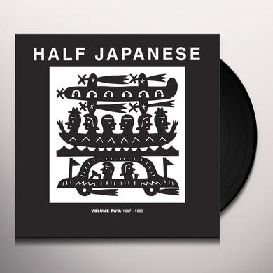 HALF JAPANESE / VOL 2: 1987-1989 Vinyl Record