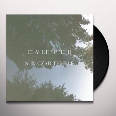 Claude Speeed SUN CZAR TEMPLE Vinyl Record