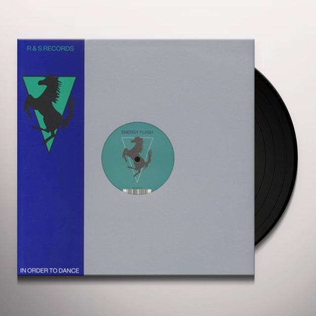 Joey Beltram ENERGY FLASH Vinyl Record