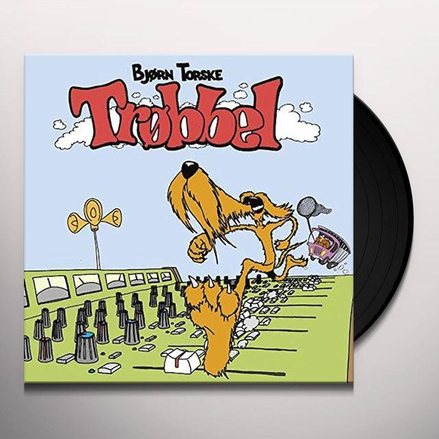 Bjørn Torske TROBBEL Vinyl Record