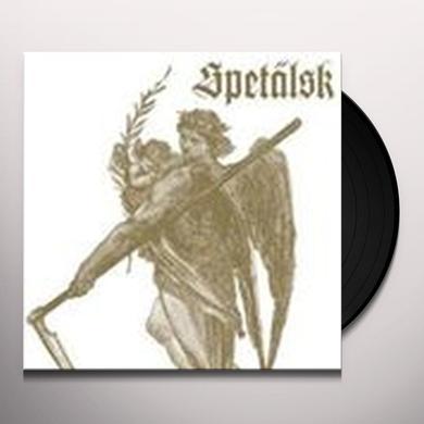 SPETALSK Vinyl Record