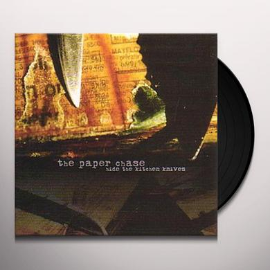 Paper Chase HIDE THE KITCHEN KNIVES Vinyl Record
