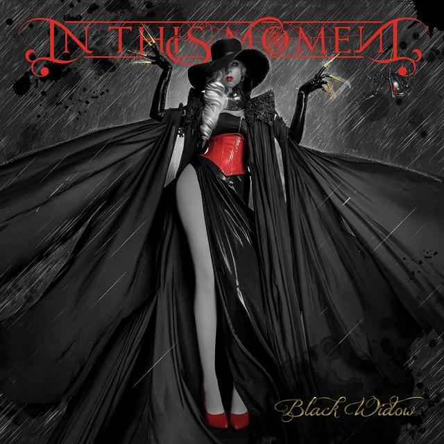 In This Moment BLACK WIDOW Vinyl Record - Digital Download Included