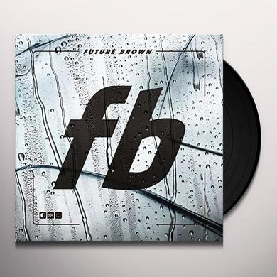 FUTURE BROWN Vinyl Record - Digital Download Included