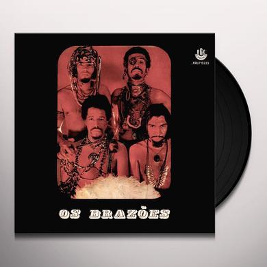 OS BRAZOES (JMLP) Vinyl Record - 180 Gram Pressing