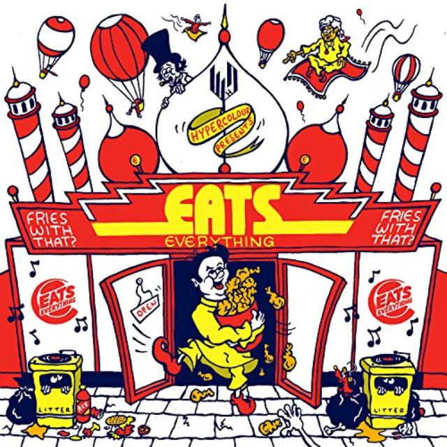 EATS EVERYTHING PRESENTS: FRIES WITH THAT / VAR