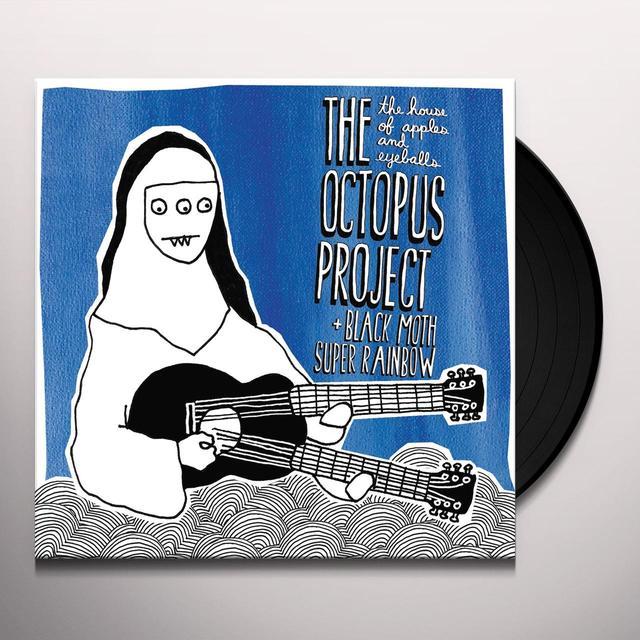 BLACK MOTH SUPER RAINBOW / OCTOPUS PROJECT HOUSE OF APPLES AND EYEBALLS Vinyl Record
