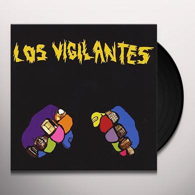 LOS VIGILANTES Vinyl Record