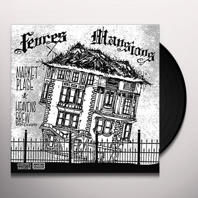 FENCES / MANSIONS Vinyl Record