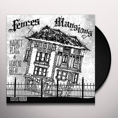 FENCES / MANSIONS Vinyl Record