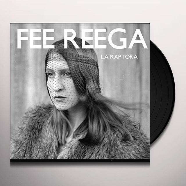 Fee Reega LA RAPTORA Vinyl Record
