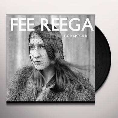 Fee Reega LA RAPTORA Vinyl Record