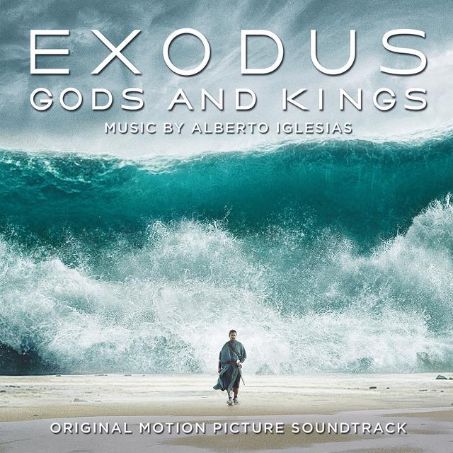 EXODUS: GODS & KINGS / O.S.T. (HOL) EXODUS: GODS & KINGS / O.S.T. Vinyl Record - Holland Import