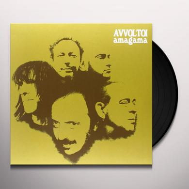 AVVOLTOI AMAGAMA Vinyl Record