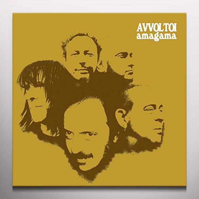 AVVOLTOI AMAGAMA: COLOR VINYL Vinyl Record