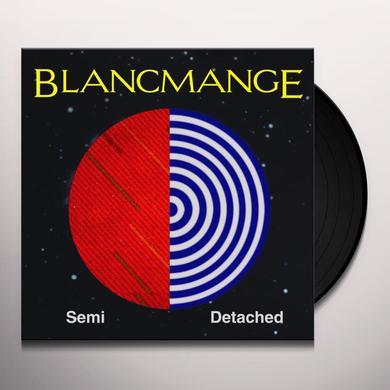 Blancmange SEMI DETACHED Vinyl Record - UK Import