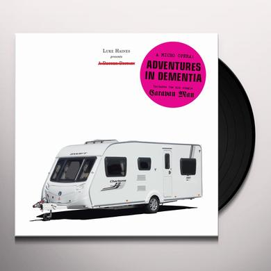 Luke Haines ADVENTURES IN DEMENTIA: A MICRO OPERA Vinyl Record - 10 Inch Single, UK Import