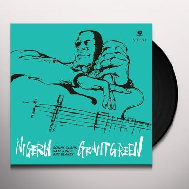 Grant Green NIGERIA Vinyl Record - Spain Import