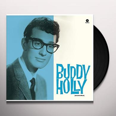 Buddy Holly SECOND ALBUM Vinyl Record