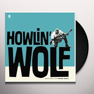 HOWLIN' WOLF Vinyl Record - Spain Import