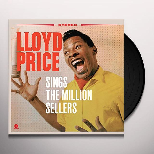 Lloyd Price SINGS THE MILLION SELLERS Vinyl Record - Spain Import