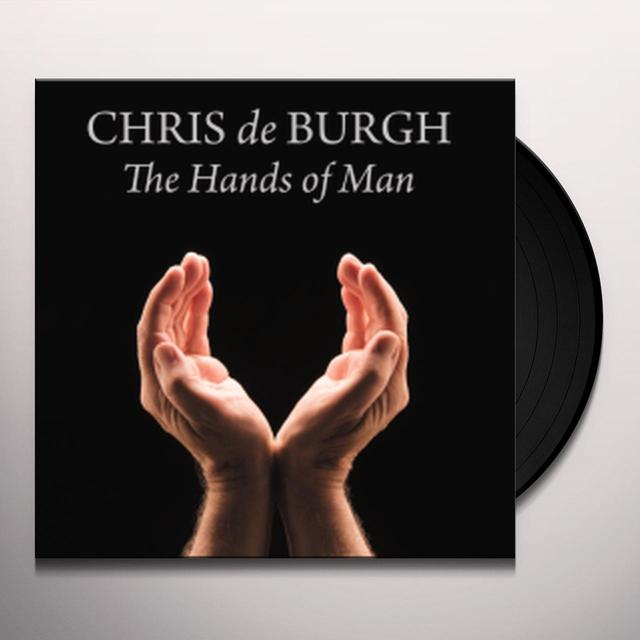 Chris De Burgh HANDS OF MAN Vinyl Record