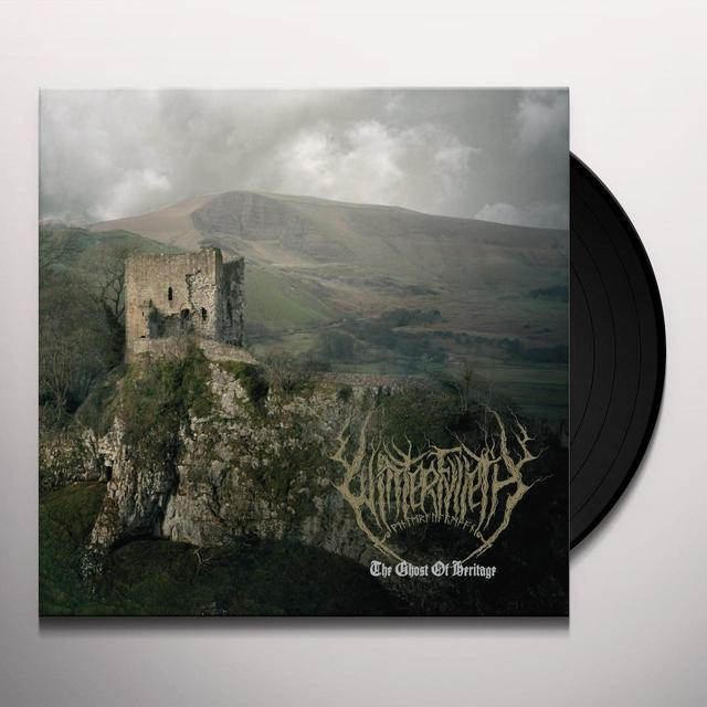 Winterfylleth GHOST OF HERITAGE Vinyl Record - UK Release