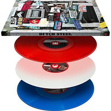 DUTCH STEEL / VARIOUS (UK) DUTCH STEEL / VARIOUS Vinyl Record