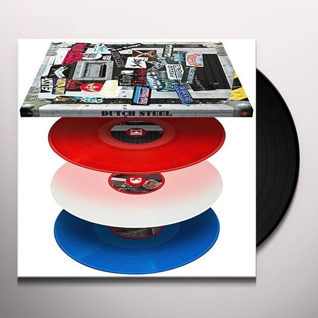 DUTCH STEEL / VARIOUS (UK) DUTCH STEEL / VARIOUS Vinyl Record - UK Import