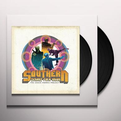 SOUTHERN TENANT FOLK UNION CHUCK NORRIS PROJECT Vinyl Record
